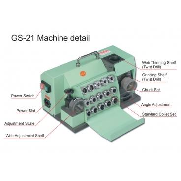 Masina de ascutit GS-21