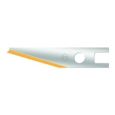 LAME PENTRU TAIERE DE PRECIZIE F20 (de asemenea, folosita pentru razuire) 32,7 x 5,7 x 0,5 mm