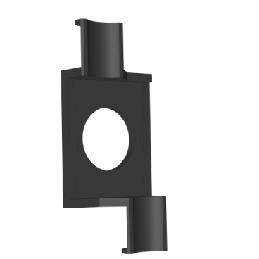 Suporti pentru cabluri - Culoarea neagra