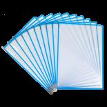 Cutie cu 50  folii cu pivoti  Easyload - Culoarea albastra