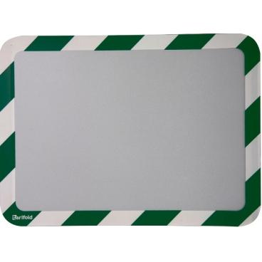 Folie Magneto Safety Adeziv - Verde/alb (2 folii)