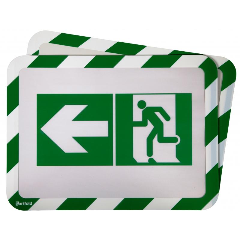 Folie Magneto Safety Solo - Verde/alb (2 folii)