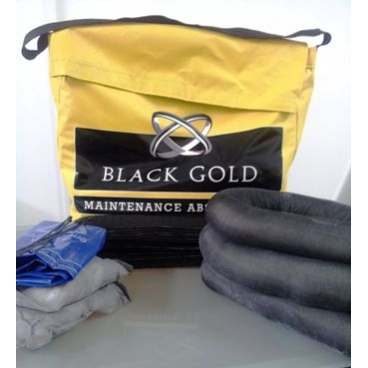 Materiale absorbante pentru mentananta-50L Gama Blackgold