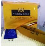 Kit materiale absorbante pentru ulei-15L Gama Superior